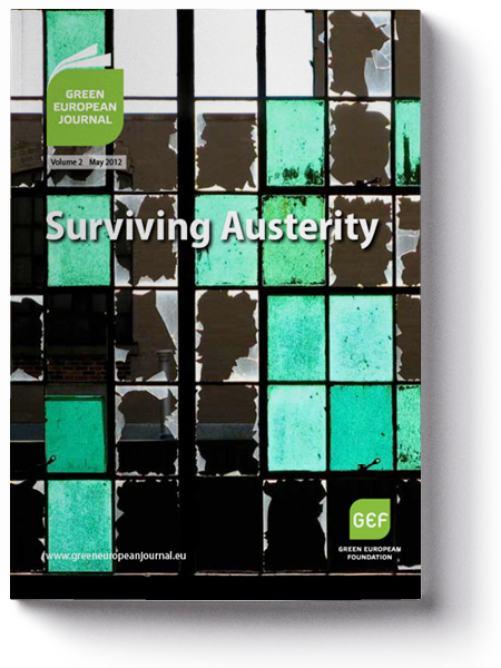 Green European Journal - Surviving Austerity