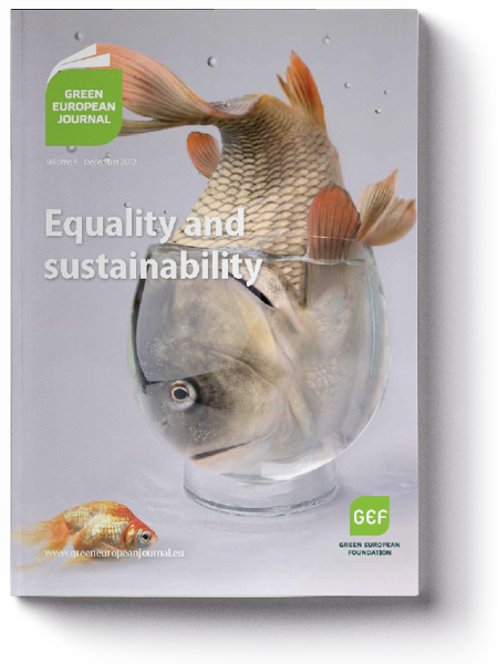 Equality and Sustainability