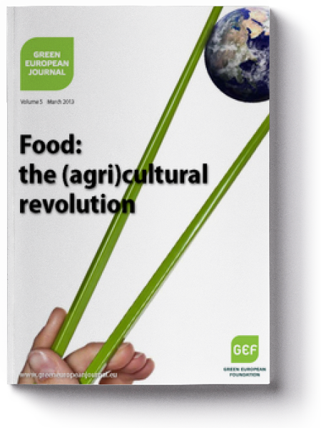 Food: The (Agri)cultural Revolution
