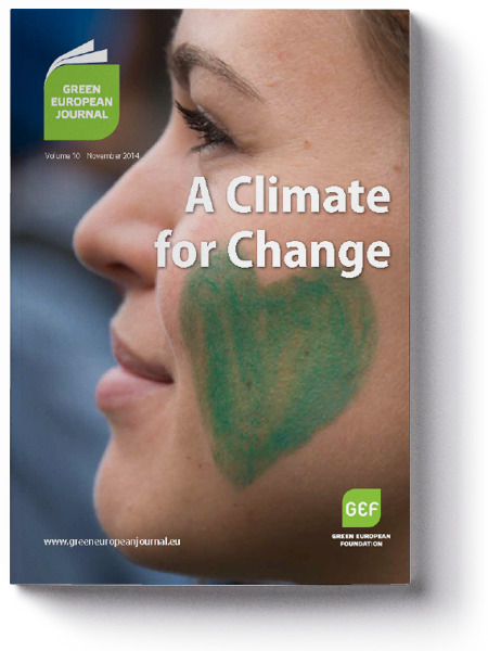 Green European Journal - A Climate for Change