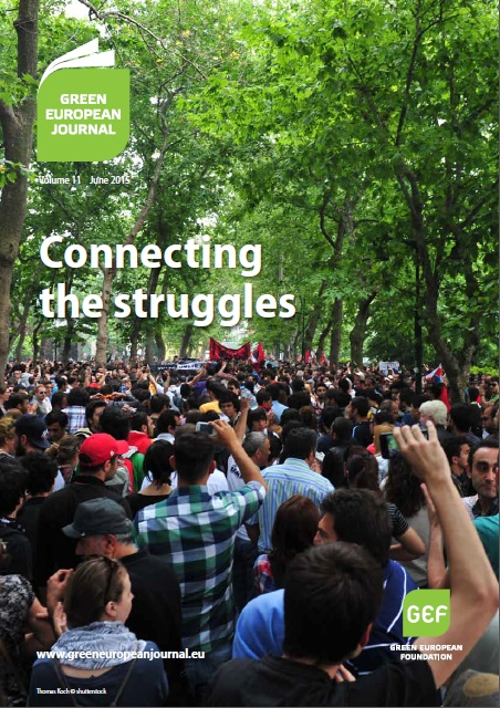Green European Journal - Connecting the Struggles