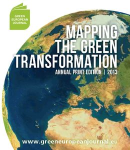Green European Journal - Mapping the Green Transformation