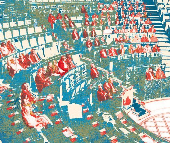 Illustration of a Parliament