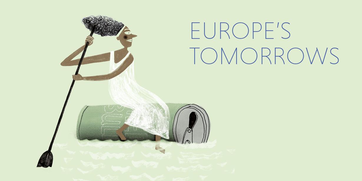 A República Europeia na cena mundial