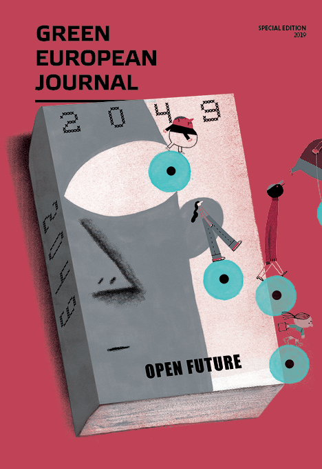 Green European Journal - 2049: Open Future
