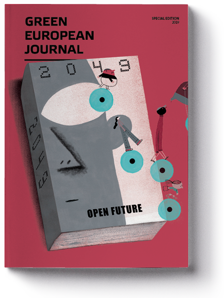 Green European Journal - 2049: Open Future