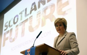Why Europe is at the Heart of Scotland's Independence Debate